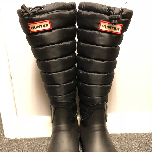 sneakers for cheap really comfortable new high quality Puff Jacket Hunter boots!